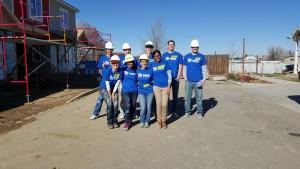 answeron team at habitat for humanity st vrain colorado